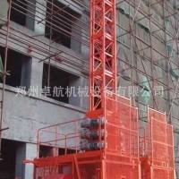 楼房建筑施工人货电梯-SC120升降机 人货两用施工升降机