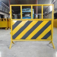**可移动护栏 修路用隔离护栏 施工铁马临时护栏定制批发