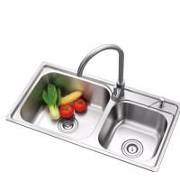 悍猫(Hcat)水槽 不锈钢厨房水槽 水槽 不锈钢水槽 直销 欢迎咨询