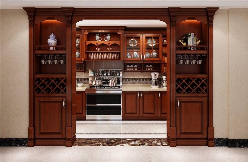 高档酒柜定制需要注意哪些细节